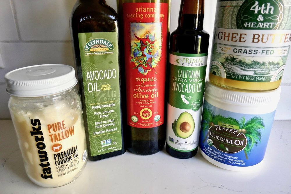 best cooking oils