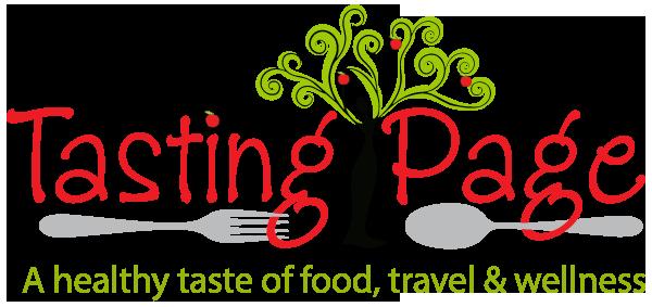Tasting Page