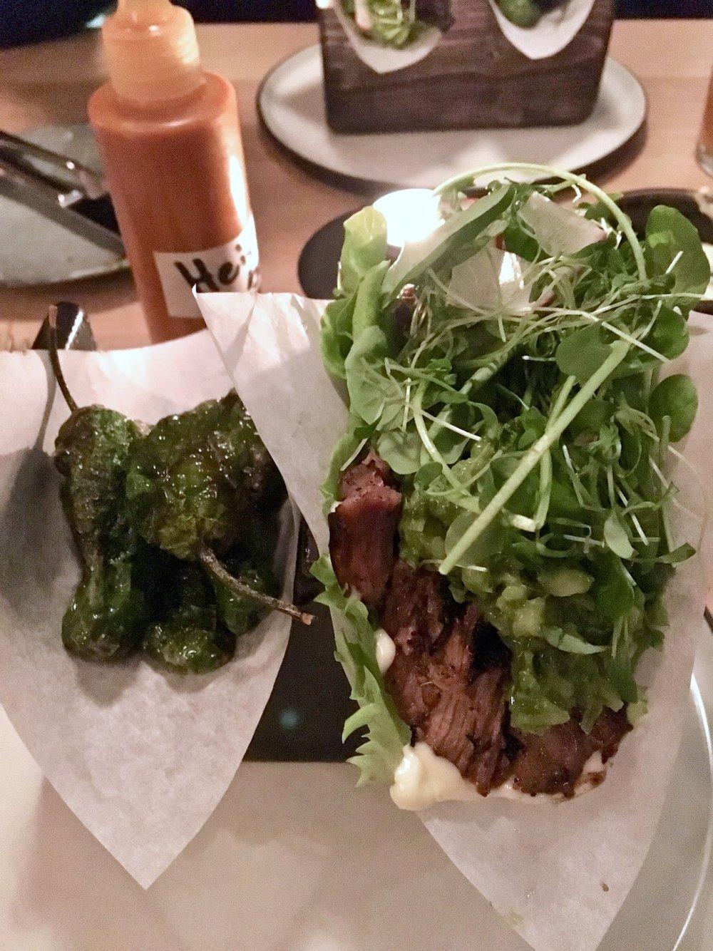 Kolonihagen tacos Oslo
