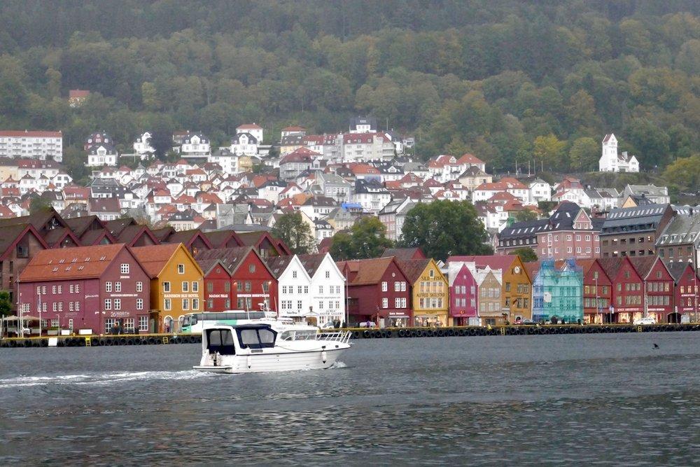 Bergen Oslo