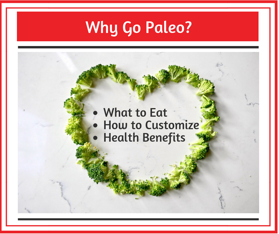 Why Go Paleo? How to Make the Paleo Diet Work for You. What to eat, what foods to avoid and how to enjoy the paleo diet | TastingPage.com #paleo #paleodiet #paleo_diet #paleorecipes