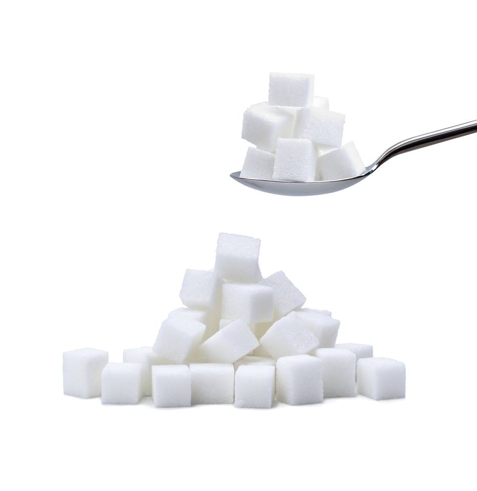 ditch sugar for healthy eating