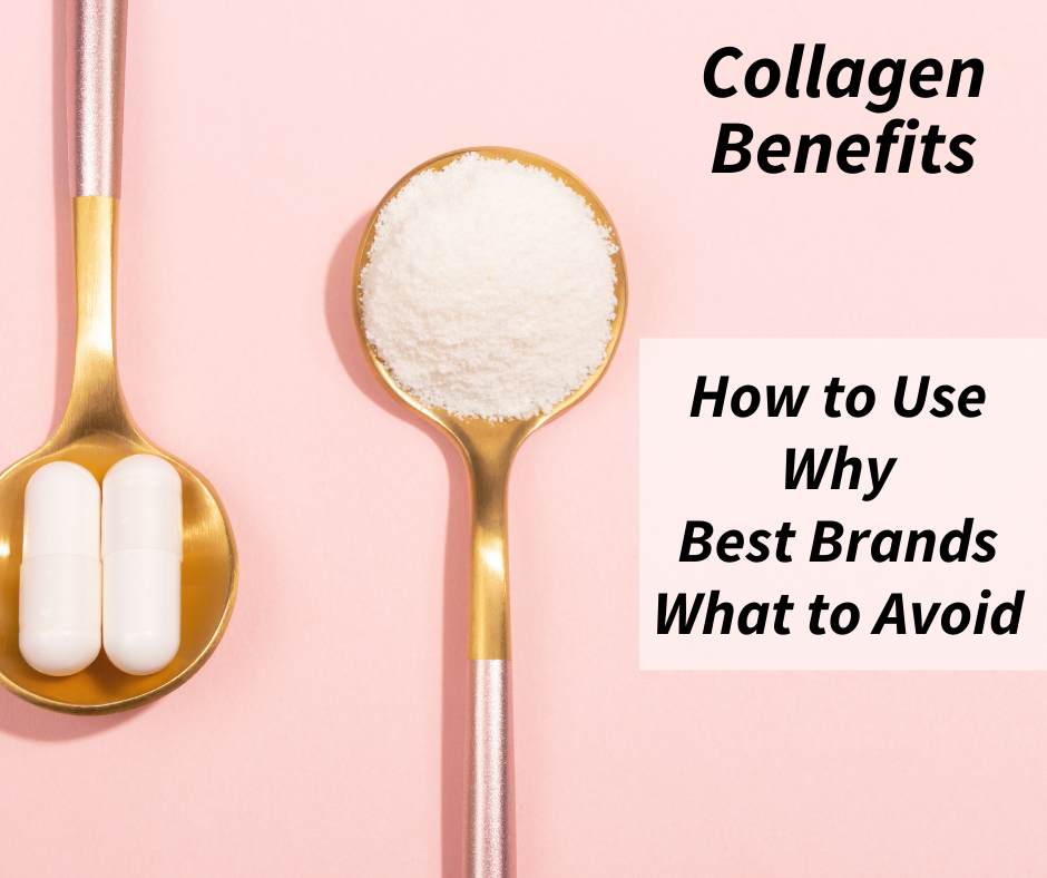 Examining the collagen hype and potential benefits | TastingPage.com #collagen #skincare #collagenpeptides #guthealth