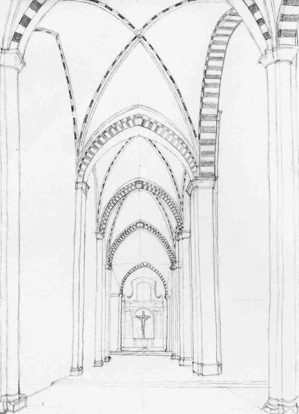 santa maria novella sketch 2 copyright sophia khan.jpg