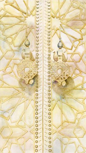 Royal Palace Doors, Fez