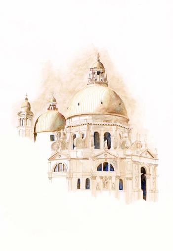 Copy of Santa Maria della Salute, Venice