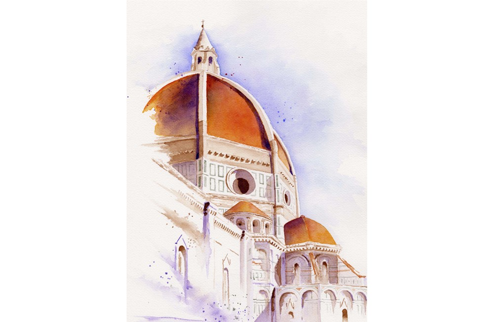 cathedral-of-florence-watercolor-copyright-sophia-khan.jpg