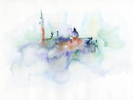Mystery of San Giorgio Maggiore, Venice