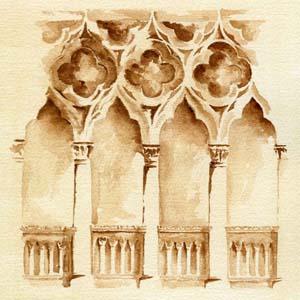 Ca' d' Oro, Venice III