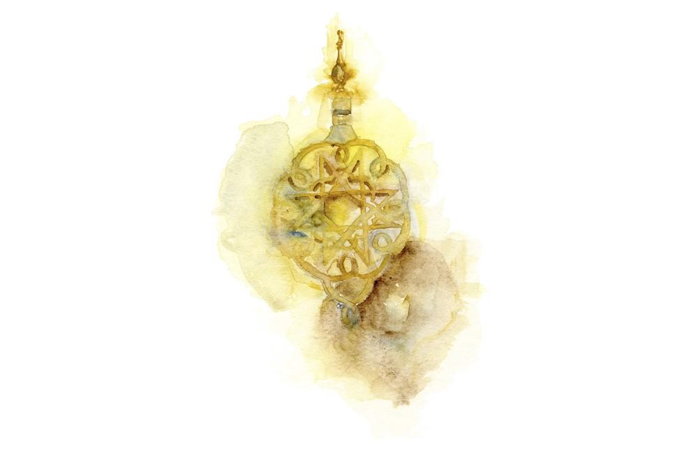 royal-palace-doorknocker-watercolor-fez-morroco-copyright-sophia-khan.jpg