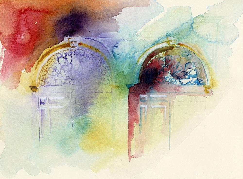 Copy of Colors of Venetian Facades