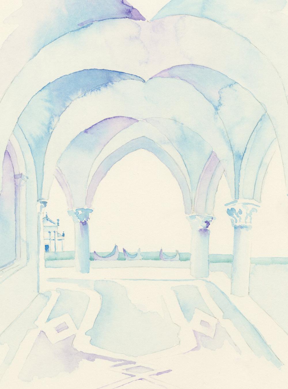 Copy of Dream View of San Giorgio Maggiore