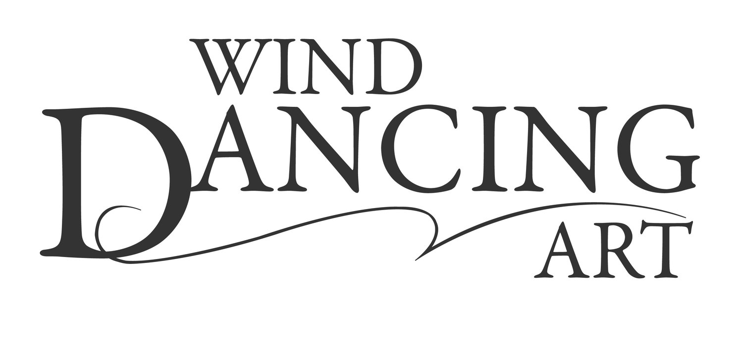 Wind Dancing Art
