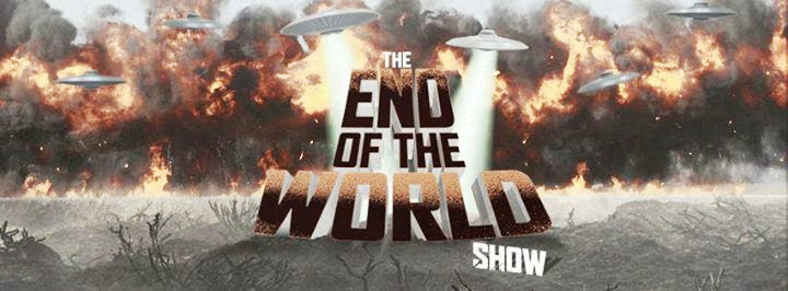 End of the World Logo (by  Mike Rubino )