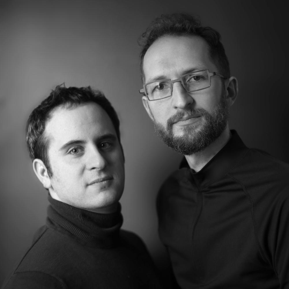 Greg + Brian