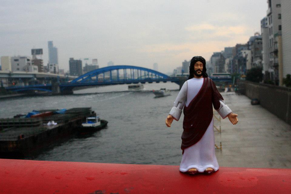 JESUS IN TOKYO, JAPAN