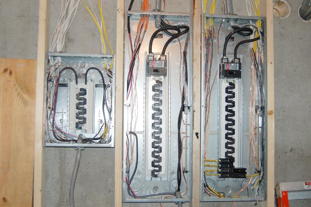 Wiring For A Future Generator