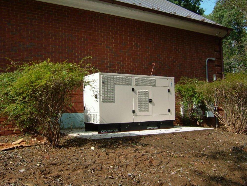 75kw Generator