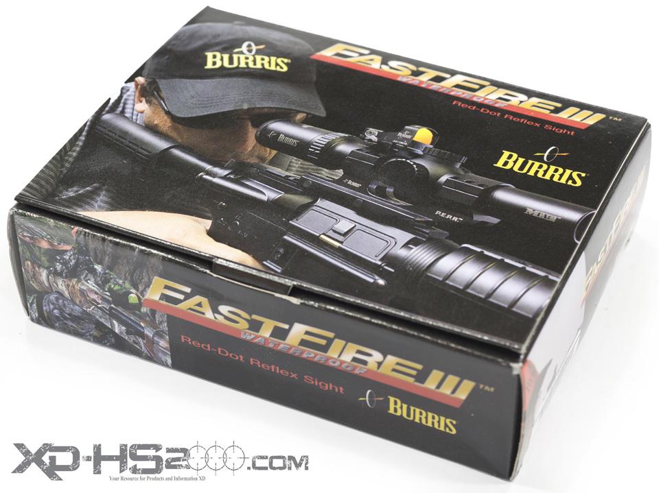 The Burris Fastfire III