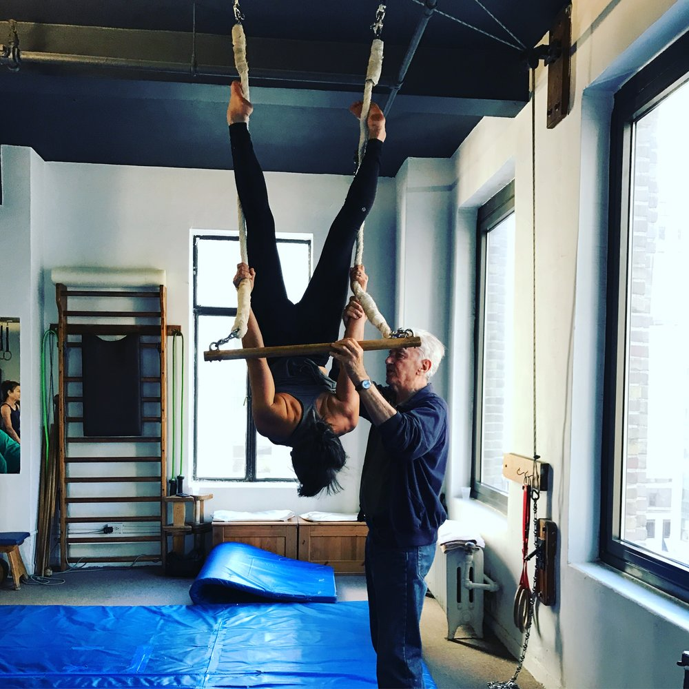 Pilates Training In NYC 2016