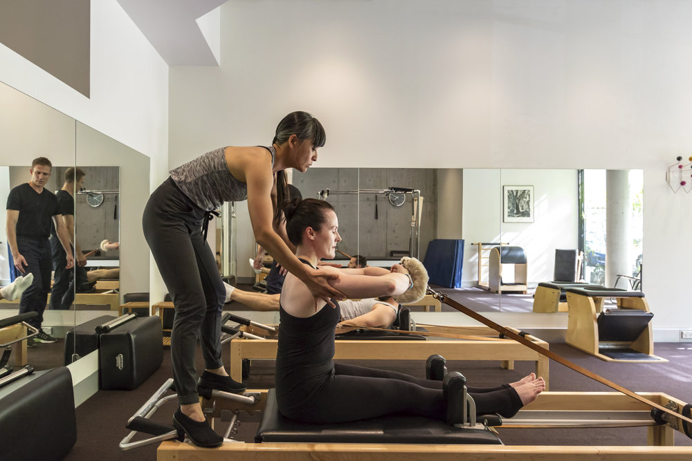 Pilates Sydney Studio Teaching Traditional Pilates in Surry Hills