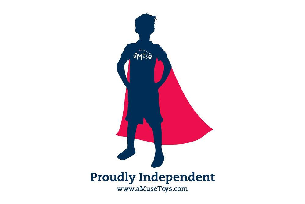 Proudly Independent Logo