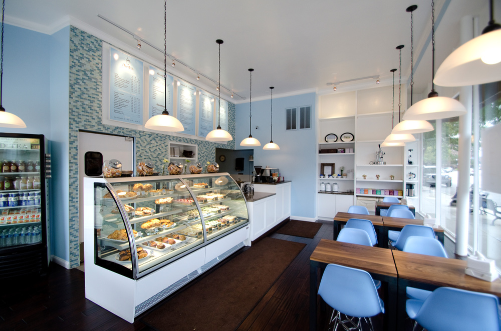 pastry shop design ideas