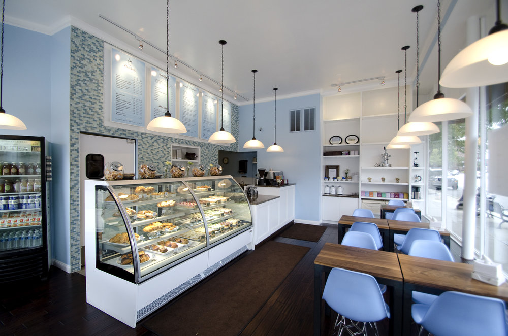 Phoebe's Bakery & Espresso Bar - Brand + Retail DesignA boutique bakery and espresso bar discovers the power of a branded end-to-end shopping experience.