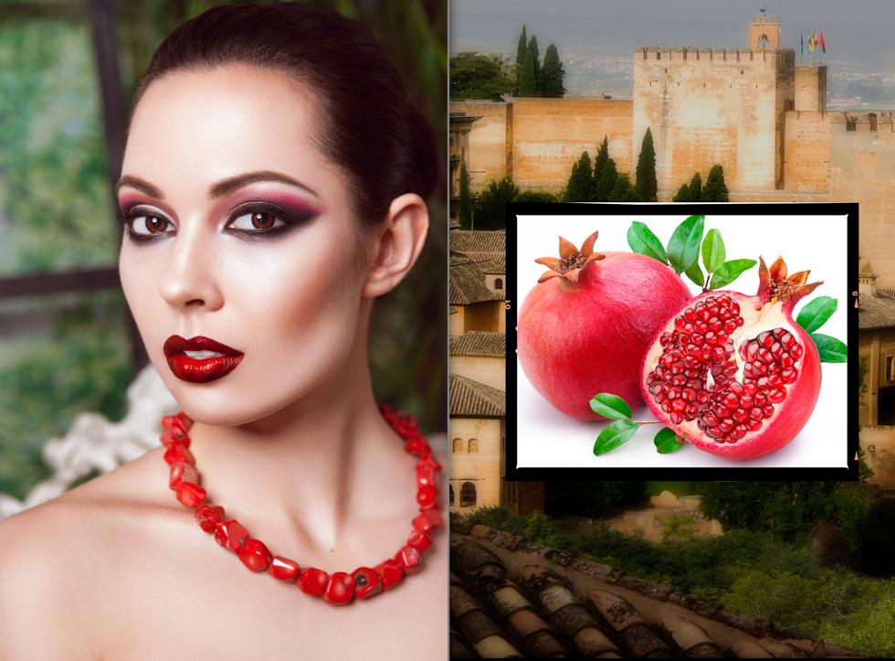 Granad makeup