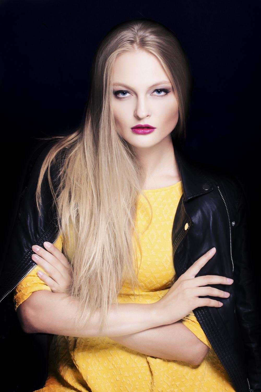 Model tests fro Anna Narishkina