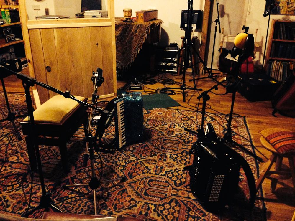 Dylans studio