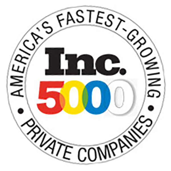 Pinck & Co. recognized as one of the fastest growing private companies in America.