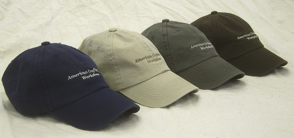 American Craftsman Workshop Hats