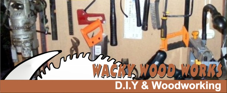 Image and logoproperty of Wacky Woodworks