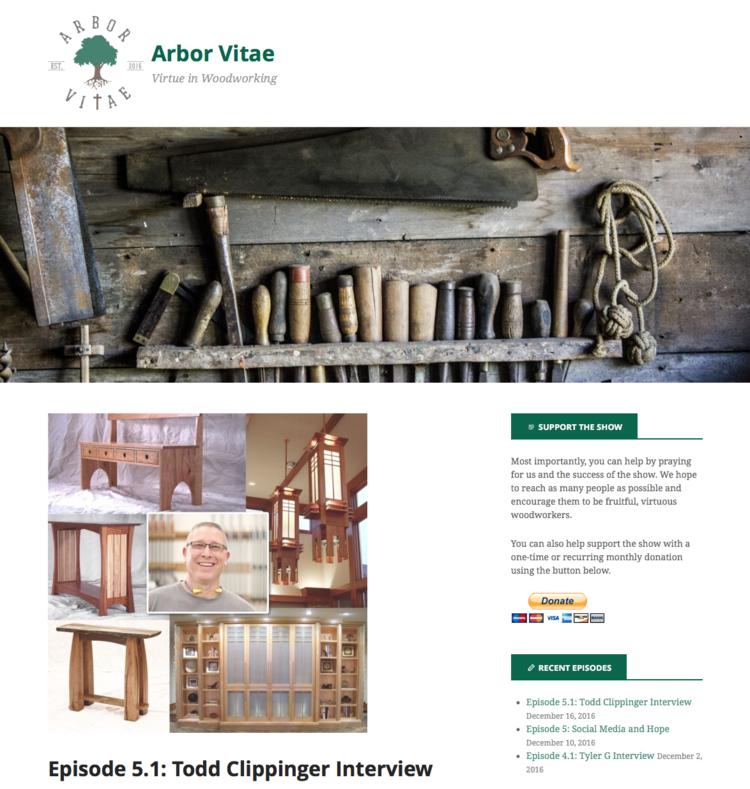 Arbor Vitae Podcast Site