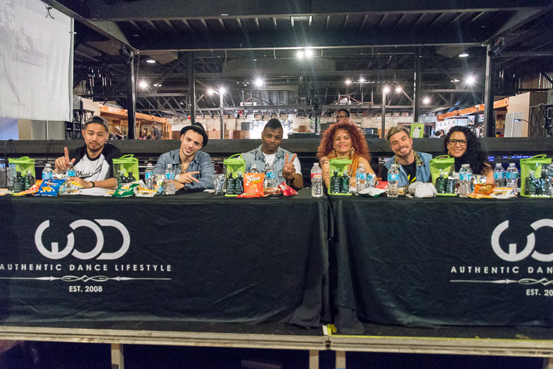 WOD Judges