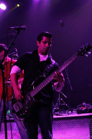 Nick - bass
