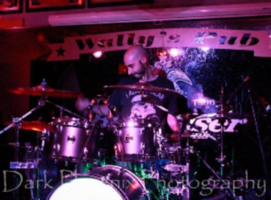Mike - drums