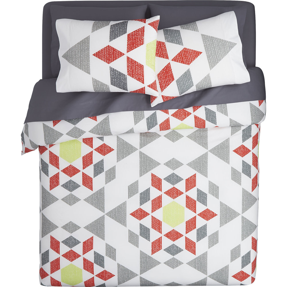 BURST DUVET FOR CB2