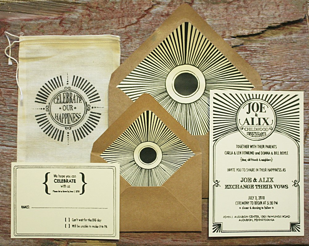 Custom Invitation Printing