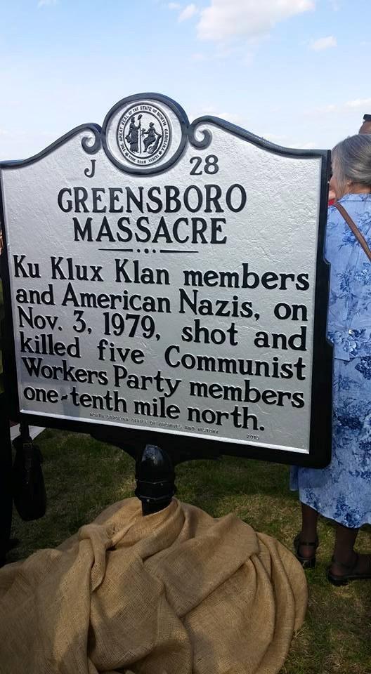 Greensboro Massacre Marker.jpg