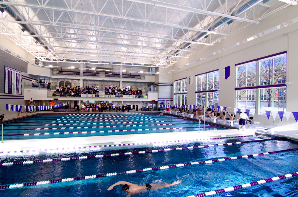 Anderson Athletic & Recreation Complex - Pool