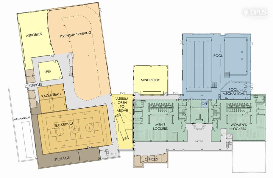 Floor Plan - Entry Level