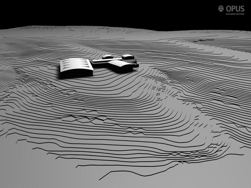 Topographic Massing 1
