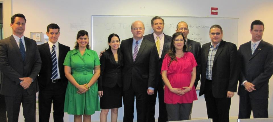 Members of CAFE with Rep. Jim McGovern (MA-3)
