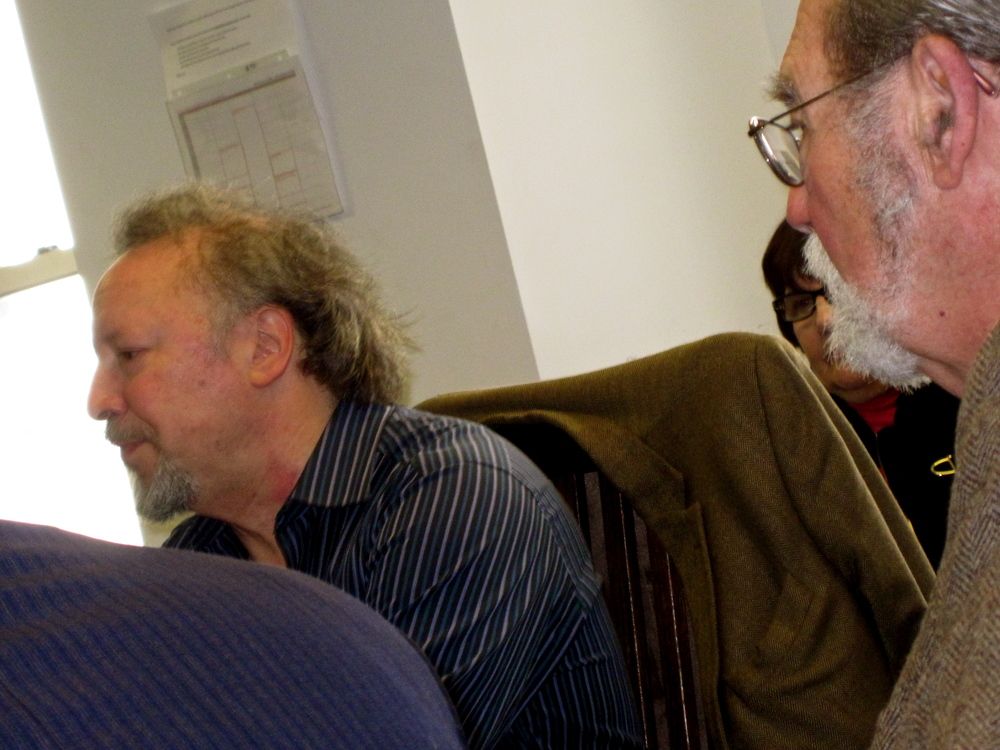 Peter Kurnbluh and Wayne Smith