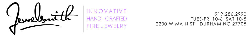 Jewelsmith: Innovative, Hand-Crafted Fine Jewelry