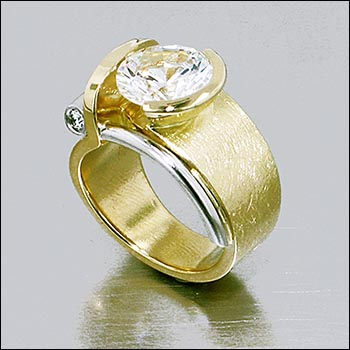 rings diamonds jewelry oval swirl stone ring limoges class ladies gold traditional genuine with yellow