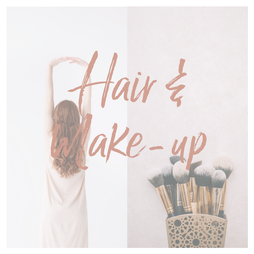 Hair Products, Make-Up, Skin Care, Nail Care
