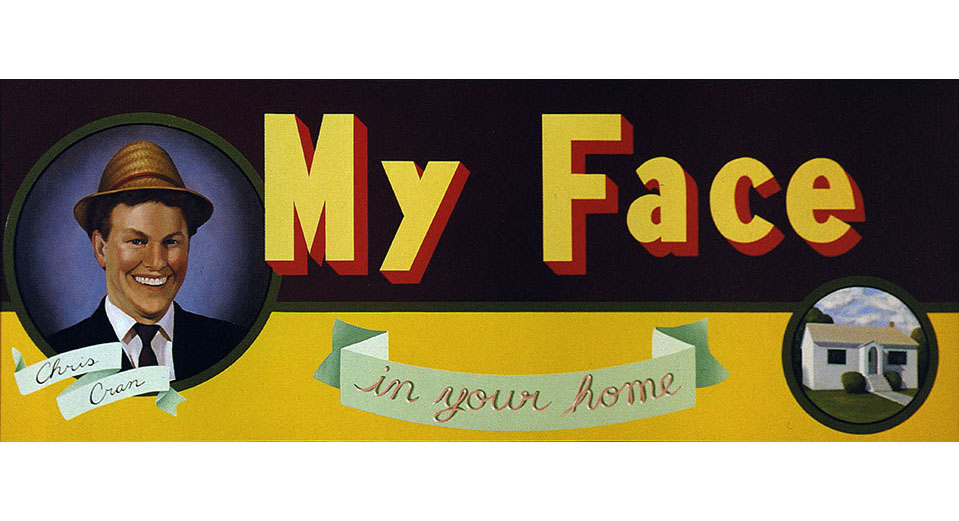 My Face In Your Home